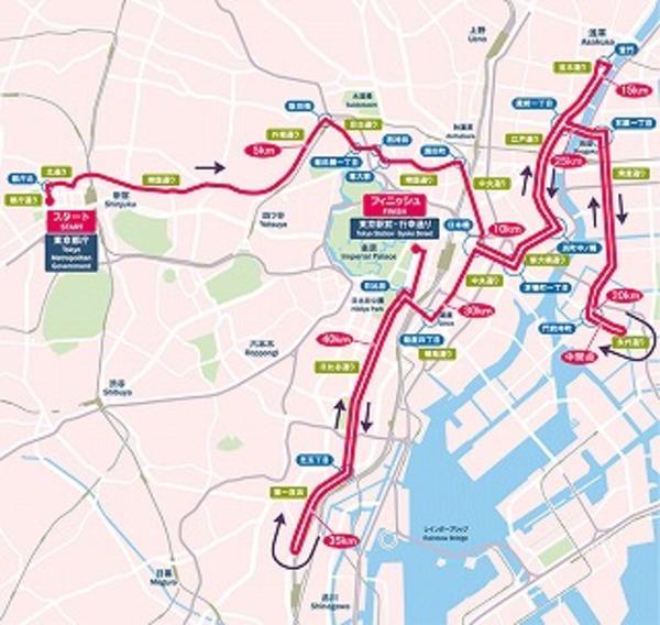 東京マラソン2017サムネイル