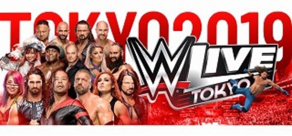 WWE LIVE TOKYO 2019サムネイル